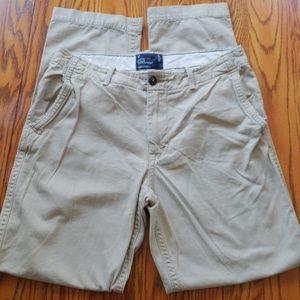 AE khaki pants